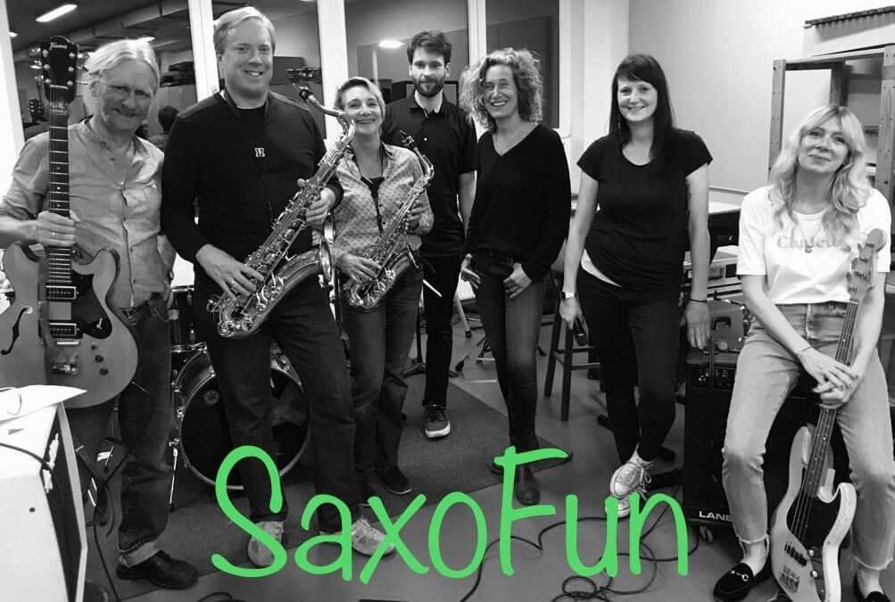 Saxofun